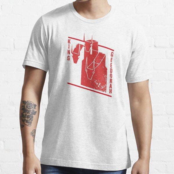 Rey Geedorah Camiseta esencial