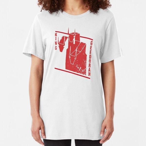 King Geedorah Slim Fit T-Shirt