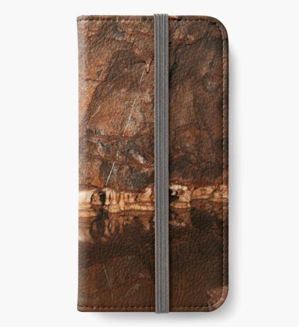 Königliche Höhle iPhone Flip-Case