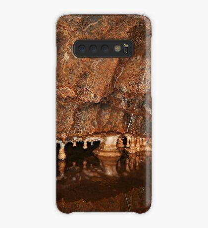 Königliche Höhle Hülle & Klebefolie für Samsung Galaxy