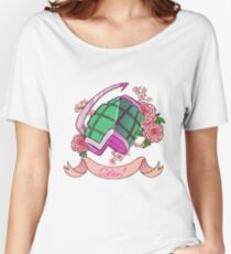 Soft Explosions Women's Relaxed Fit T-Shirt