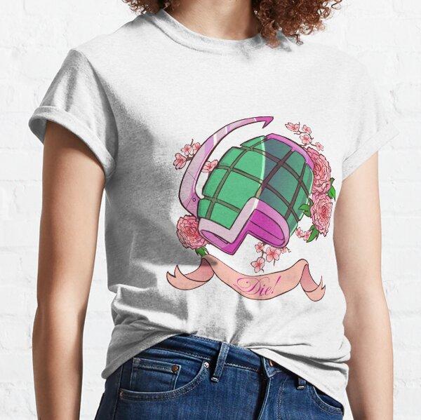 Explosiones suaves Camiseta clásica