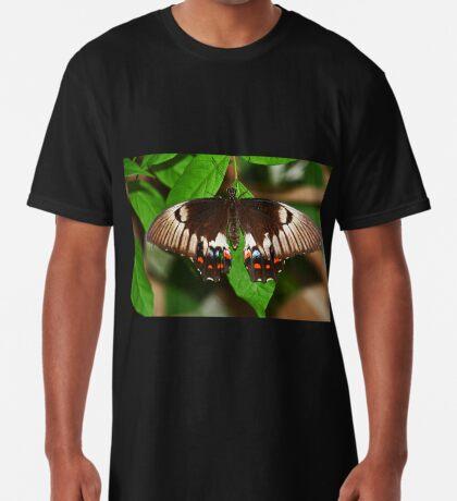 Schmetterling Longshirt