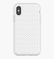 Fuck You - Pin Stripe - conor mcgregor iPhone Case