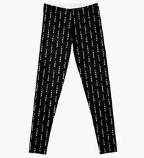 Fick dich - Pin Stripe - Conor McGregor Leggings