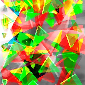 Triangle Nation by llydisblur