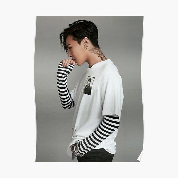 Big Bang G-Dragon Poster