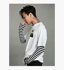 Big Bang G-Dragon Photographic Print