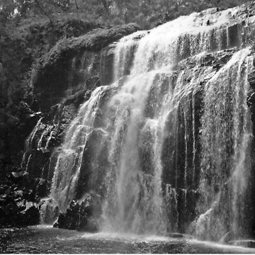 McKenzie Falls, the Grampians, Victoria by rozmcq