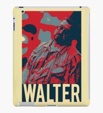 The Big Lebowski Revisited - Walter iPad Case/Skin