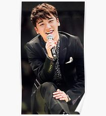 Big Bang Seungri Poster