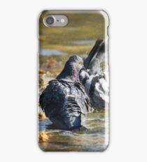 Dude! You'll scare all the chicks! iPhone Case/Skin