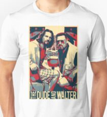 The Big Lebowski Revisited - The Dude and Walter T-Shirt