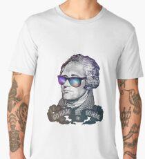 Hamilton: Go Ham or Go Home! Men's Premium T-Shirt