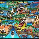 Australia - Gulf Savannah Land  by David Fraser