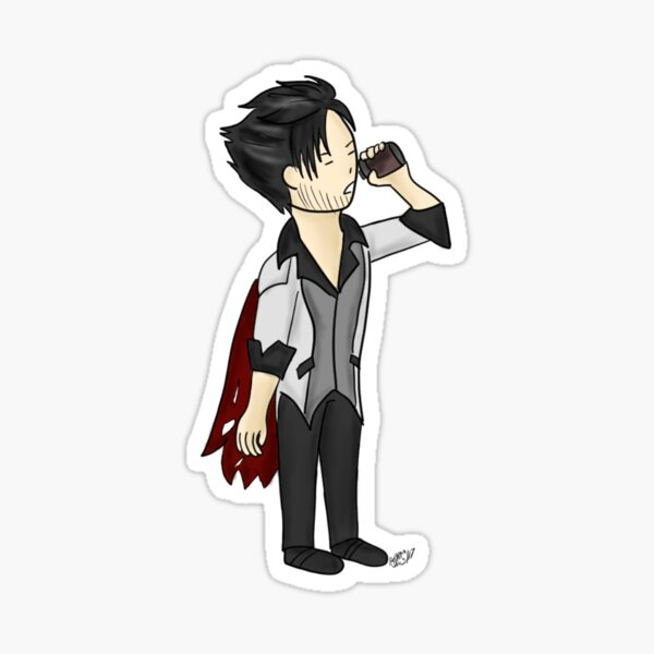 Little Uncle Qrow Sticker