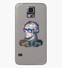 Hamilton: Go Ham or Go Home! Case/Skin for Samsung Galaxy