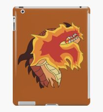 Flame iPad Case/Skin