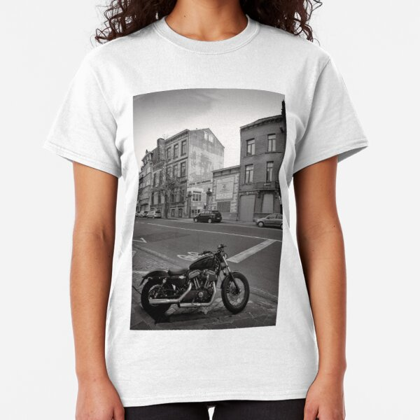 Motor home - Brussels, Belgium Classic T-Shirt