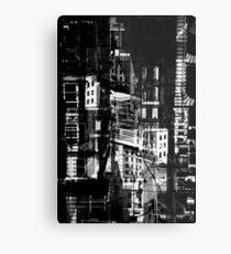 Downtown Providence Metal Print