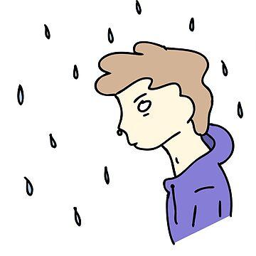 Rainy Boy by shannond071