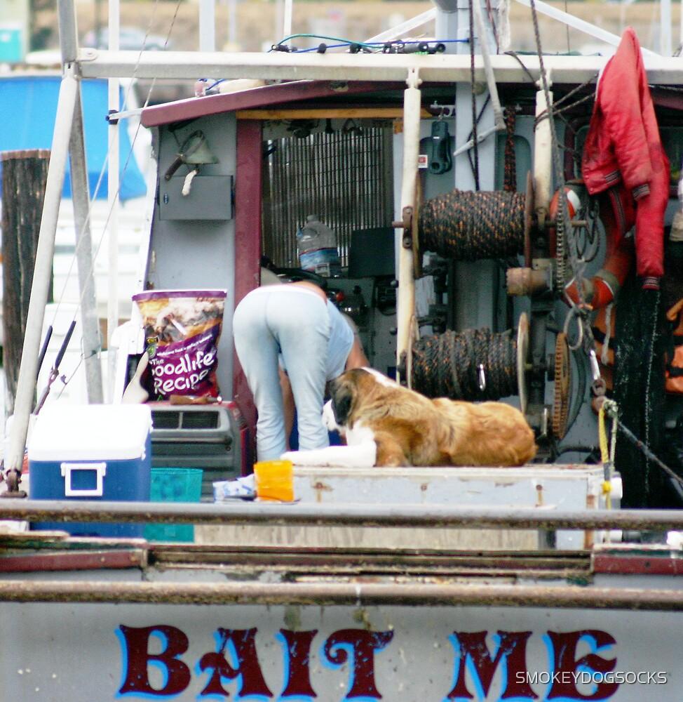 BAIT ME by SMOKEYDOGSOCKS