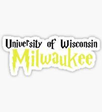 UW-Milwaukee Sticker