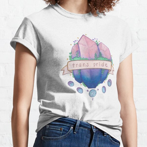 trans pride Classic T-Shirt