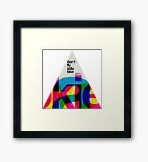 Star Wars: Wookie Framed Print