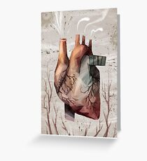 Heart 15 Greeting Card