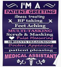 MEDICAL ASSISTANT Poster