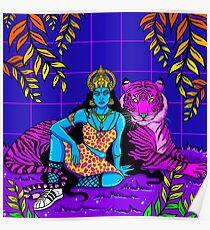 Dschungelkönigin Poster