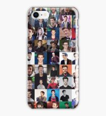 Grant Gustin Collage - Many Items Available  iPhone Case/Skin