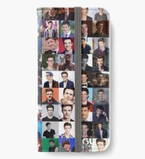 Grant Gustin Collage - Many Items Available  iPhone Wallet/Case/Skin