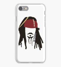 Jack Sparrow iPhone Case/Skin