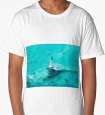 Alligator Reef Lighthouse - Islamorada, FL Long T-Shirt