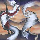 Carry us away (again) by Rhiannon Mowat