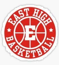 east high Sticker