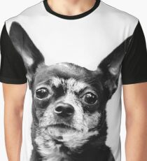 Vadar the Shorthair Chihuahua Graphic T-Shirt