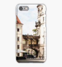 Prague Buildings iPhone Case/Skin