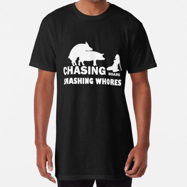 Smashin whores Long T-Shirt
