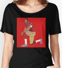 Kapernick merchandise Women's Relaxed Fit T-Shirt