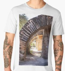 Arches Mission San Jose Men's Premium T-Shirt