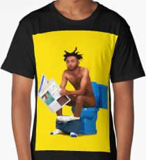 Amine LoFi Long T-Shirt