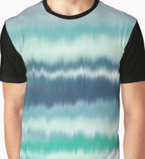 Ocean Soundwaves Graphic T-Shirt