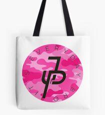 Team 10 Pink Camo It's Everyday Bro- Jake Paul Tote Bag