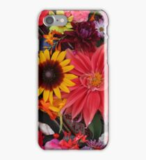 Floral Bounty iPhone Case/Skin