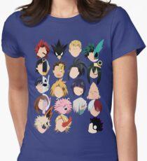 Class 1-A Women's Fitted T-Shirt