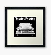 Classics Passion 007 Mercury 1950 Framed Print