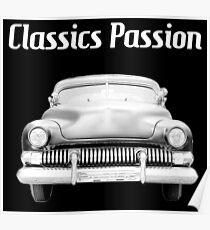 Classics Passion 007 Mercury 1950 Poster